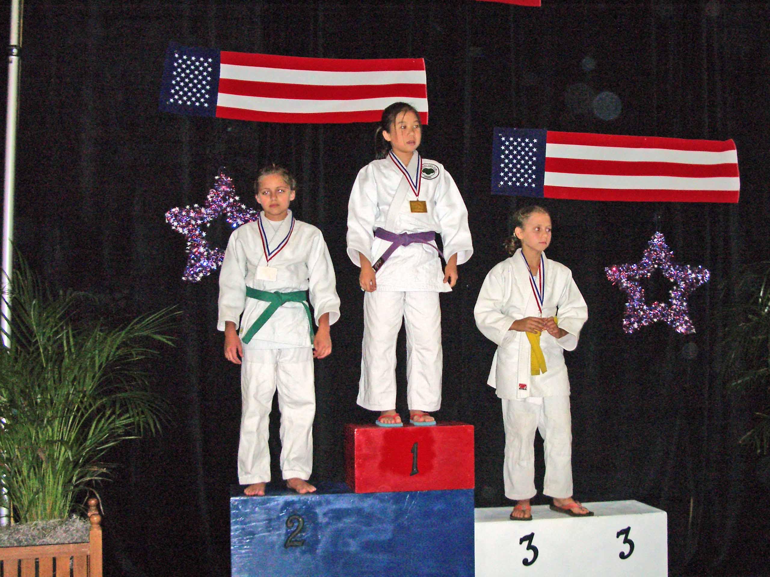 Sogoro Judo Club, Inc (National/International Tournament